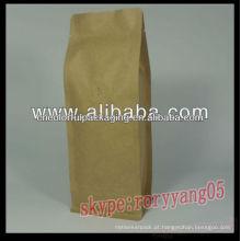 válvula de saco de café, sacos de válvula de café, formador de rolo automatizado