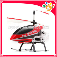MJX T10 MJX Spielzeug rc Spielzeug 3.5ch Mitte Legierung Hubschrauber mit Kreiselkompaß T610