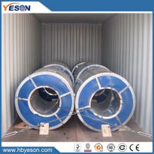 Allibaba com shopping matériaux de construction liste de prix bobine en acier galvanisé