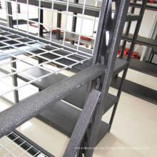 teniendo 500-1000KG UDL estante industrial de metal para equipos pesados