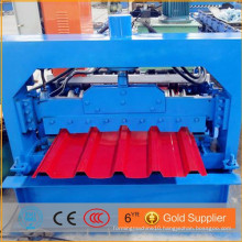 JCX 910 ibr roof and wall roll forming machine