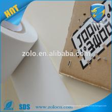 Atacado China Factory Price Self Adhesive Vinyl Eggshell Sticker Blank Vinyl Rolls Atacado