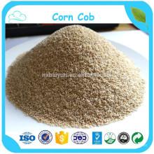 grânulos de espuma de milho para polir o grânulo de espessura de milho 24mesh