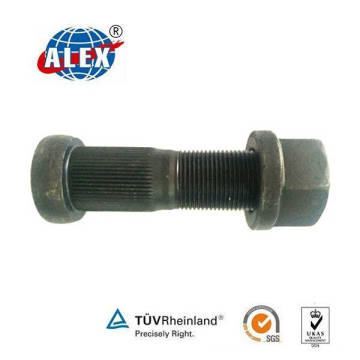 Farm Machinery Bolt mit verzinkt