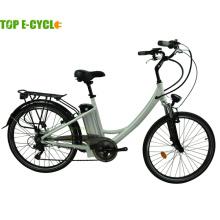 TOP E-cycle 26inch Fahrrad elektrische Stadt E-Bike