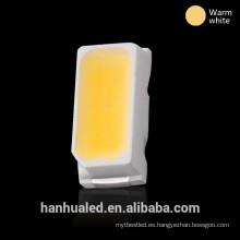 Blanco cálido que emite voltaje de SMD 3014 LED 2.0-2.4 para la luz del panel del LED