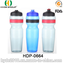 Newly Climing BPA Free Plastic Running Water Bottle, PE Plastic Sport Water Bottle (HDP-0664)