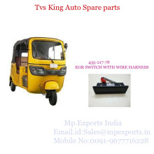 Best Quality of Auto Dashboard Spare parts Tvs King