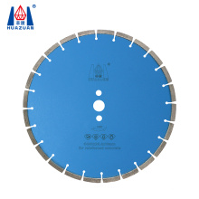 350mm laser welding diamond blade cutting disc for cure concrete