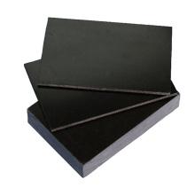 1/8'' black epoxy fiberglass fr4 sheet/board/