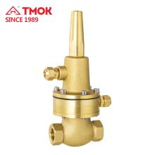 Válvula de alívio de pressão de cor de bronze bom preço