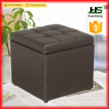 High quality home goods storage ottoman