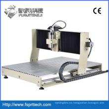 Máquina de tallado de maquinaria de carpintería de enrutador CNC para procesamiento de madera