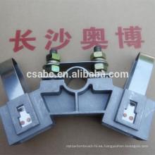 soporte de pincel YZR de material de aluminio