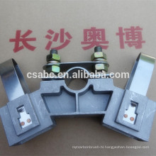 aluminium material YZR brush holder