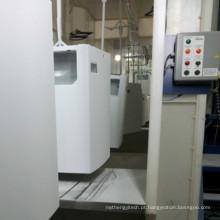 Linha de revestimento segura do pó da qualidade para a máquina de lavar
