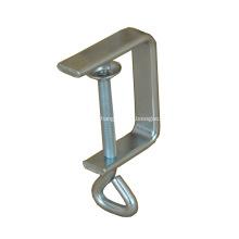 Abrazadera de acero chapada en zinc de juguete de bricolaje con espacio de 47 mm