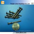 Двухшпиндельные головные ногти с стандартом ASTM и яркой отделкой