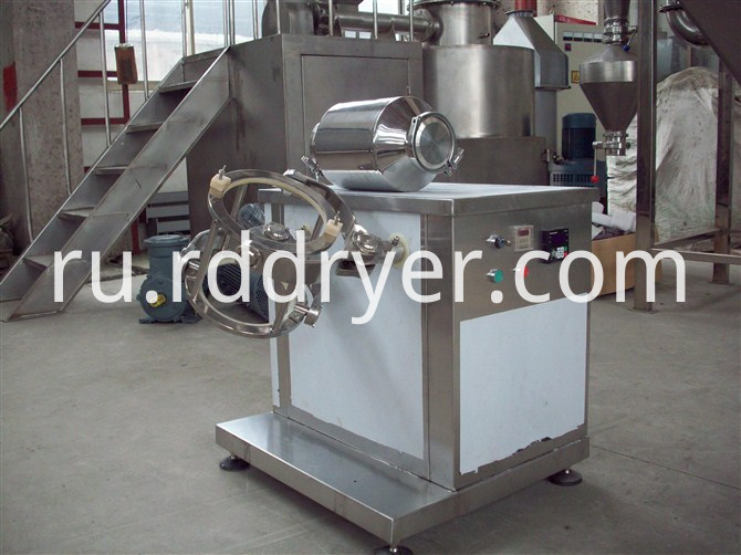 SYH Model 3-Dimension Moving Blending Machine
