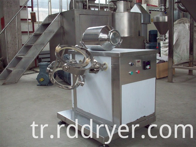 SYH Series 3D Motion Mixer for Powder Material