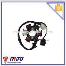Best 6 poles half wave motorcycle magneto coil assy