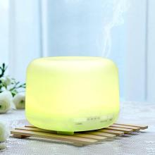500 ml Eseential Oil Diffuser Warm Licht Luchtbevochtiger