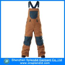 Shenzhen Wholesale Multi Pocket Brown 100 Cotton Work Apparel
