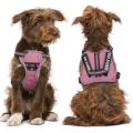 Mejora de tela y arnés reflectante para perros