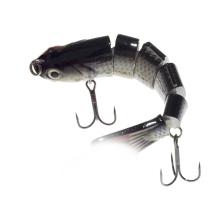 MNL065 Hot popular multi section joint swimbait plastic fishing lure