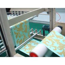 Flocadora de pasta para impressão de têxteis / vestuário