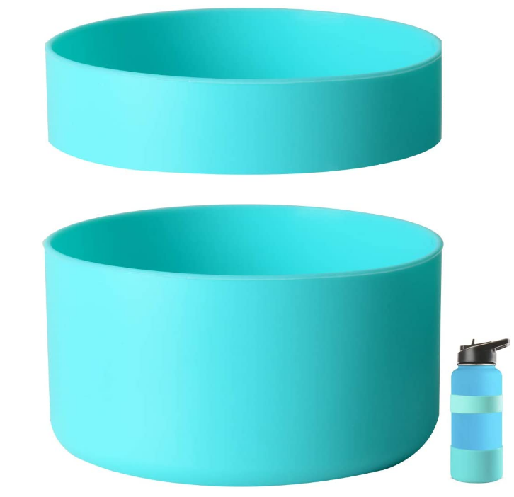 Silicone Bottle Bottom Cover
