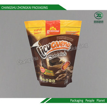 Laminated Plastic Stand up Packaging Bag for Food