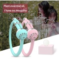 Mới nhất Mosquito Silicone Bracelet Ngoài trời Repellent Bands