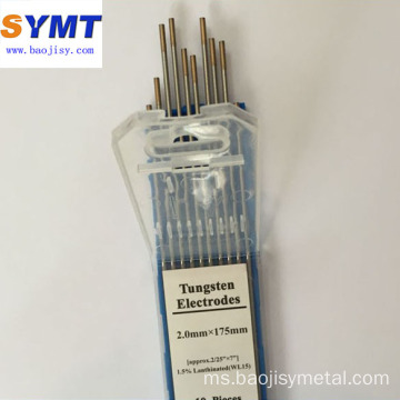 2.4 * 175mm lanthanate tungsten elektrod WL15