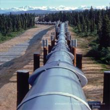 Tubo de acero api 5l grado X60
