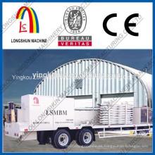 Yingkou Longshun Fabricación de Maquinaria Teja de Arcilla