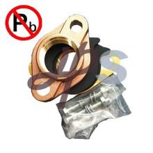 kit de bride de compteur d'eau sans plomb avec certificat NSF-61