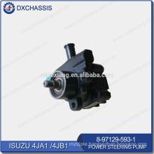 Genuine 4JA1/4JB1 Engine Power Steering Pump 8-97129-593-1