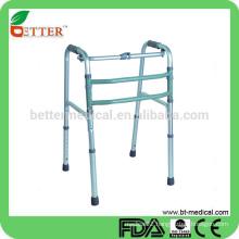 Aluminum plain walker