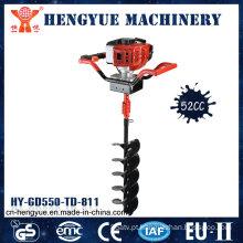 Perfuração de solo para máquina de perfuração a gasolina para serviço pesado