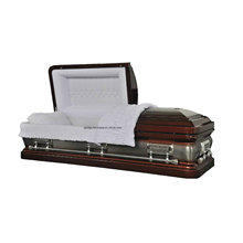 American Style Steel Coffin (16179042)