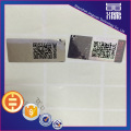 QR Code Laser Hologram Label Sticker