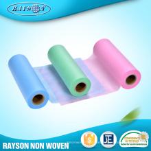 Neuestes Produkt 35Gr Sms Non Woven Rohstoff-hygienische Servietten