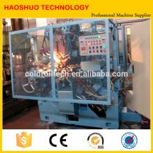 Máquina formadora de cadenas de hierro, Máquina de soldadura por doblado de cadenas