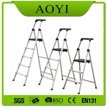 ALUMINUM HIGH QUALITY LADDER WITH TRAY
