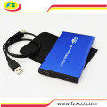 "2.5 ""USB2.0 Portátil External IDE Hard Drive Enclosure"