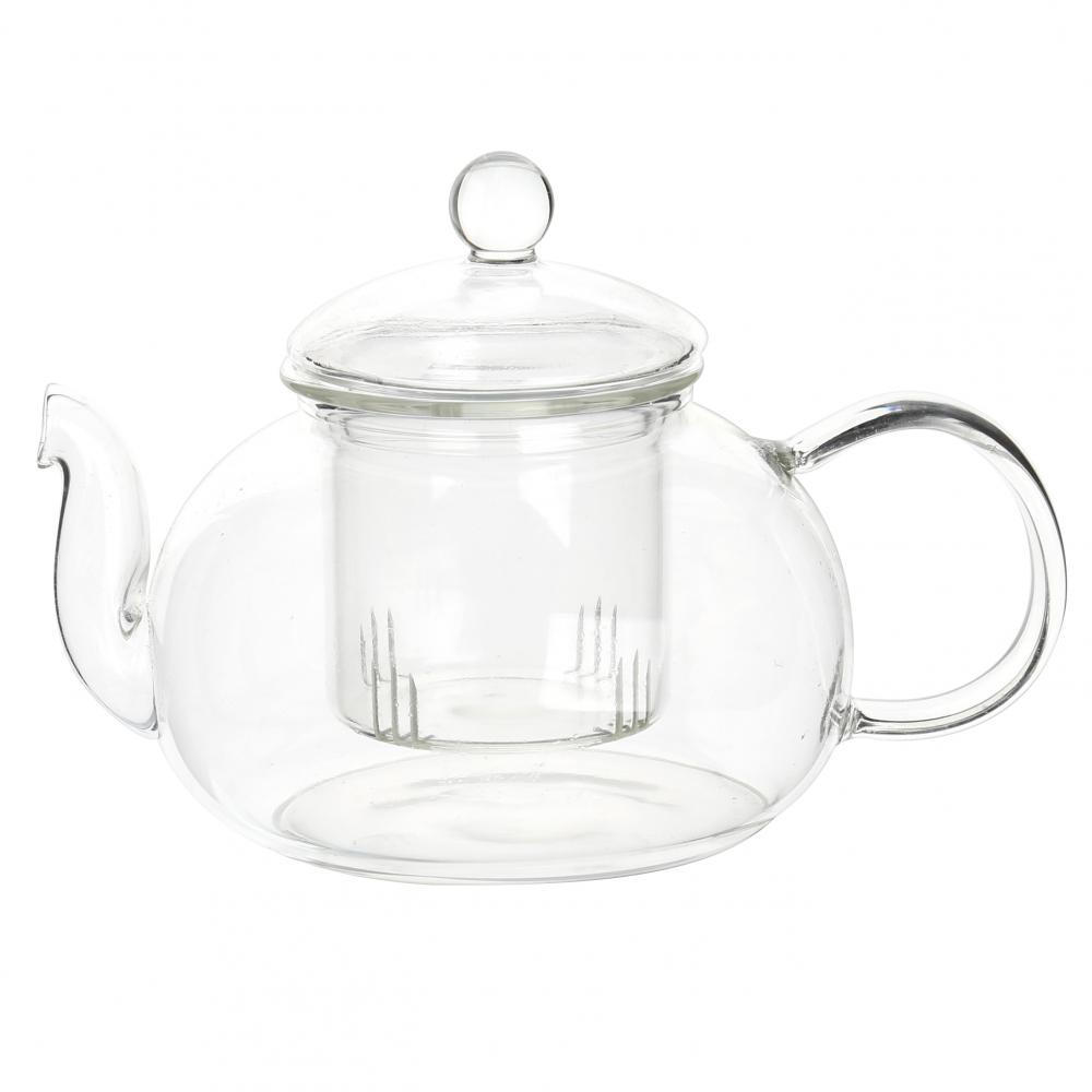 Large Glass Teapot With Infuser Best Teaware