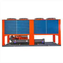 Commercial Air Cooler Air Conditioning Air Cooled Screw Chiller