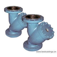 OEM Customized Y Type Stainless Steel Strainer