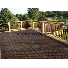 Umweltfreundliche WPC (Wood Plastic Composite) Terrassendielen